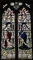 Stained glass window, Etchingham church (15235829974).jpg