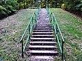 Stairs, poznan, Swarzedzkie Lake.jpg
