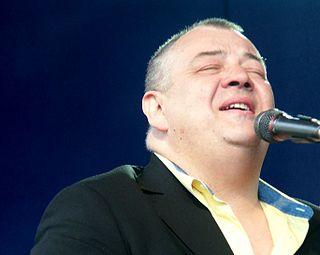 Stanisław Sojka Polish singer