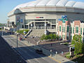 Star Wars Celebration II - RCA Dome (can you see the line?) (4878855004).jpg