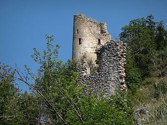 Stari grad Samobor, Novo Goražde 02.jpg