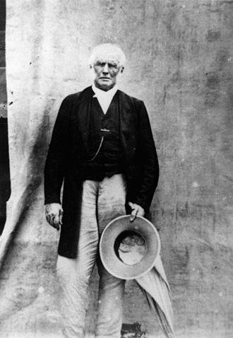 Gilbert Eliott (Australian politician) - Image: State Lib Qld 1 197835 Gilbert Eliott, ca. 1869