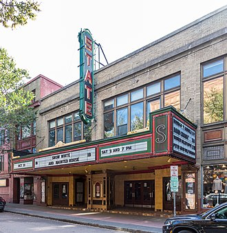 State Theater (Ithaca, New York) - Image: State Theater, Ithaca, New York