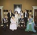 Statiefoto bezoek President Tito President Tito en echtgenote Jovanka Broz, ko, Bestanddeelnr 254-8722.jpg