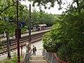 Station Sint-Job trap.jpg