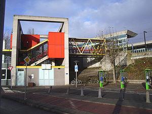 Arnhem Velperpoort railway station