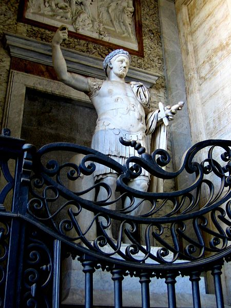 File:Statua di Costanzo II - San Giovanni in Laterano.jpg