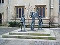 Statue - geograph.org.uk - 645692.jpg