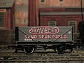 Staveley 13 ton 7 plank wagon OO gauge.jpg