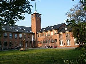 Stedelijk Gymnasium Leiden - Stedelijk Gymnasium Leiden (Fruinlaan)
