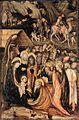 Stefano da verona, adorazione dei magi, 1435, 47x72 cm, milano, pinacoteca di brera.jpg