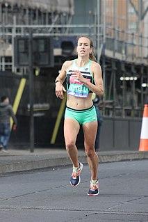 Stephanie Twell British runner