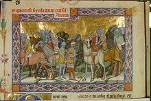 Gyula the Younger is captured