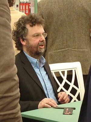 Stephen Poliakoff - Stephen Poliakoff, May 2008