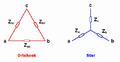 Ster driehoektransformatie.png