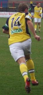 Stephen Reed (footballer) English footballer