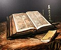 Still Life with Bible - My Dream.jpg