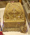 Stole, 20th century, cloth of gold - Saint Ignatius Church, San Francisco, CA - DSC02633.JPG