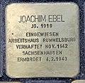 Stolperstein Alexanderplatz 2 (Mitte) Joachim Ebel.jpg