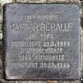 Stolperstein Bielefelder Str 21 (Wilmd) Caesar Geballe.jpg