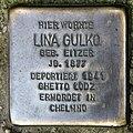 Stolperstein Dunckerstr 2a (Prenz) Lina Gulko.jpg