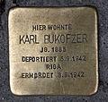 Stolperstein Sophienstr 5 (Mitte) Karl Bukofzer.jpg