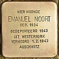 Stolperstein für Emanuel Noort (Den Haag).jpg