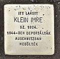 Stolperstein für Imre Klein.JPG