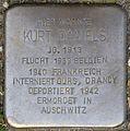 Stolpersteine Krefeld, Kurt Daniels (Alte Krefelder Straße 39).jpg