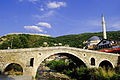 Stone Bridge and Sinan Pasha mosque, Prizren.jpg