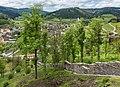 Straßburg Schlossweg 6 ehem. Bischofsburg Abgang zur Stadt 26052021 1033.jpg