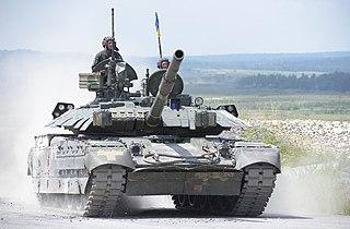 T-84 main battle tank