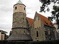 Strzelin,rotunda św. Gotarda, tzw. kościół Polski, kon. XII.JPG