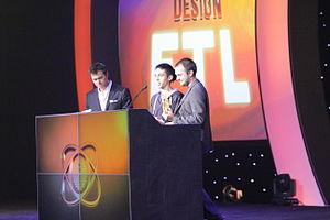 Independent Games Festival - FTL: Faster Than Light developer Subset Games at the IGF 2013.