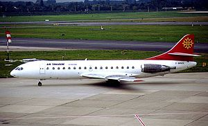 Sud SE-210 Caravelle 10B3 Super B, Air Toulouse International AN0062046.jpg