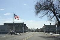 Sullivan Wisconsin Downtown Looking West US18.jpg