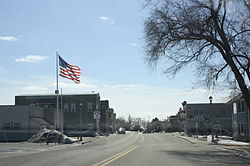 Sullivan Wisconsin Downtown Looking West US18.jpg