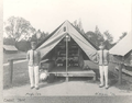 Summer Camp Tent on the Plain 1905.png