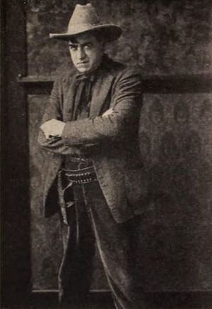 James Gordon (actor) - James Gordon in Sunset Jones (1921)