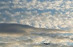 Sunset over Federal Way, WA with 747.jpg