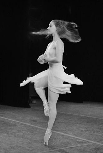 Suzanne Farrell - Farrell in 1965