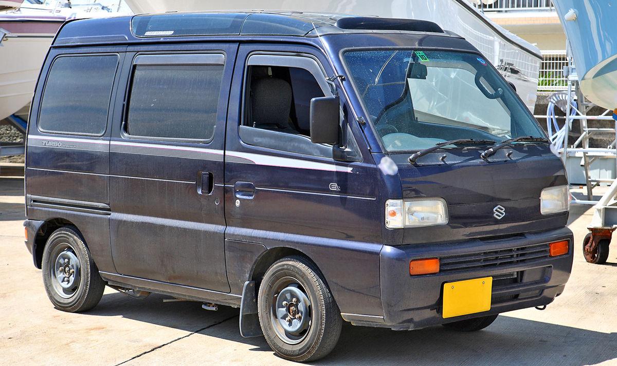 Suzuki Every 007.JPG