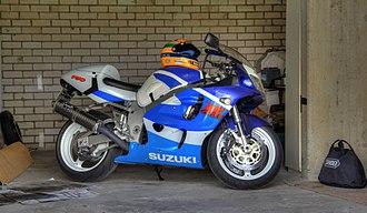 Suzuki GSX-R750 - GSXR750 1999