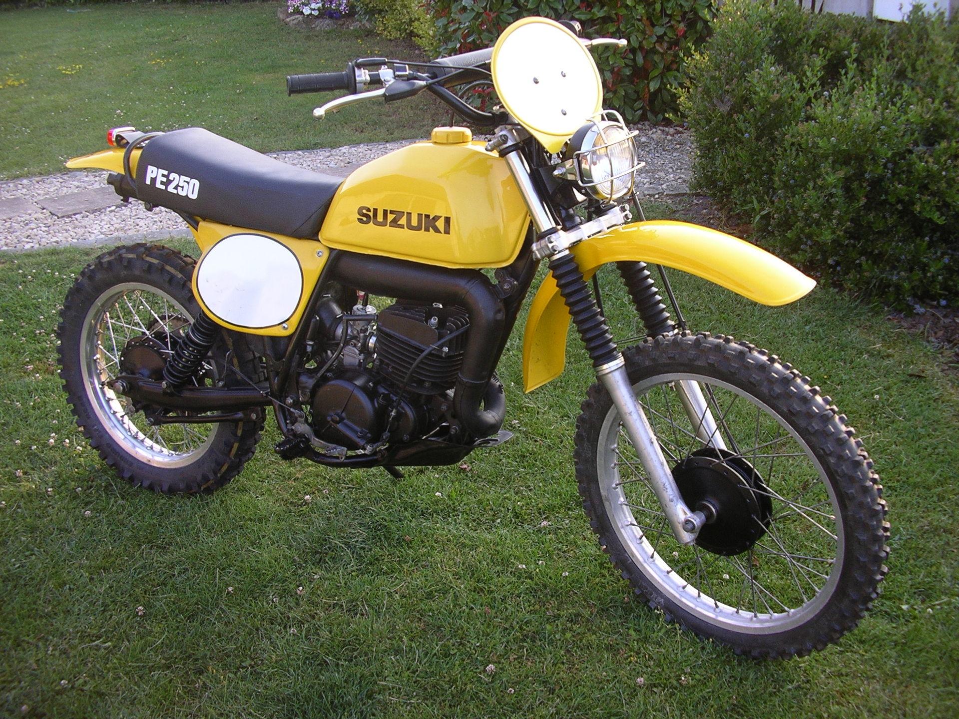 Suzuki Cboss First Timeline