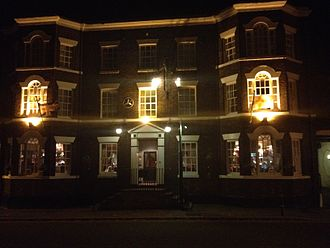 Tarporley - Swan Hotel, Tarporley