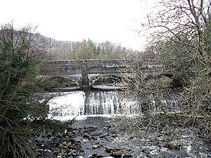 Ystalyfera - Swansea Canal Aqueduct at Ystalyfera