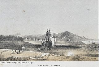 Swansea harbour