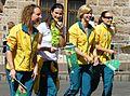 Swimmers Lara Davenport, Sophie Edington, Lisbeth Trickett and Linda MacKenzie.jpg