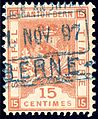 Switzerland Bern 1897 revenue 15c - 40A II-97.jpg