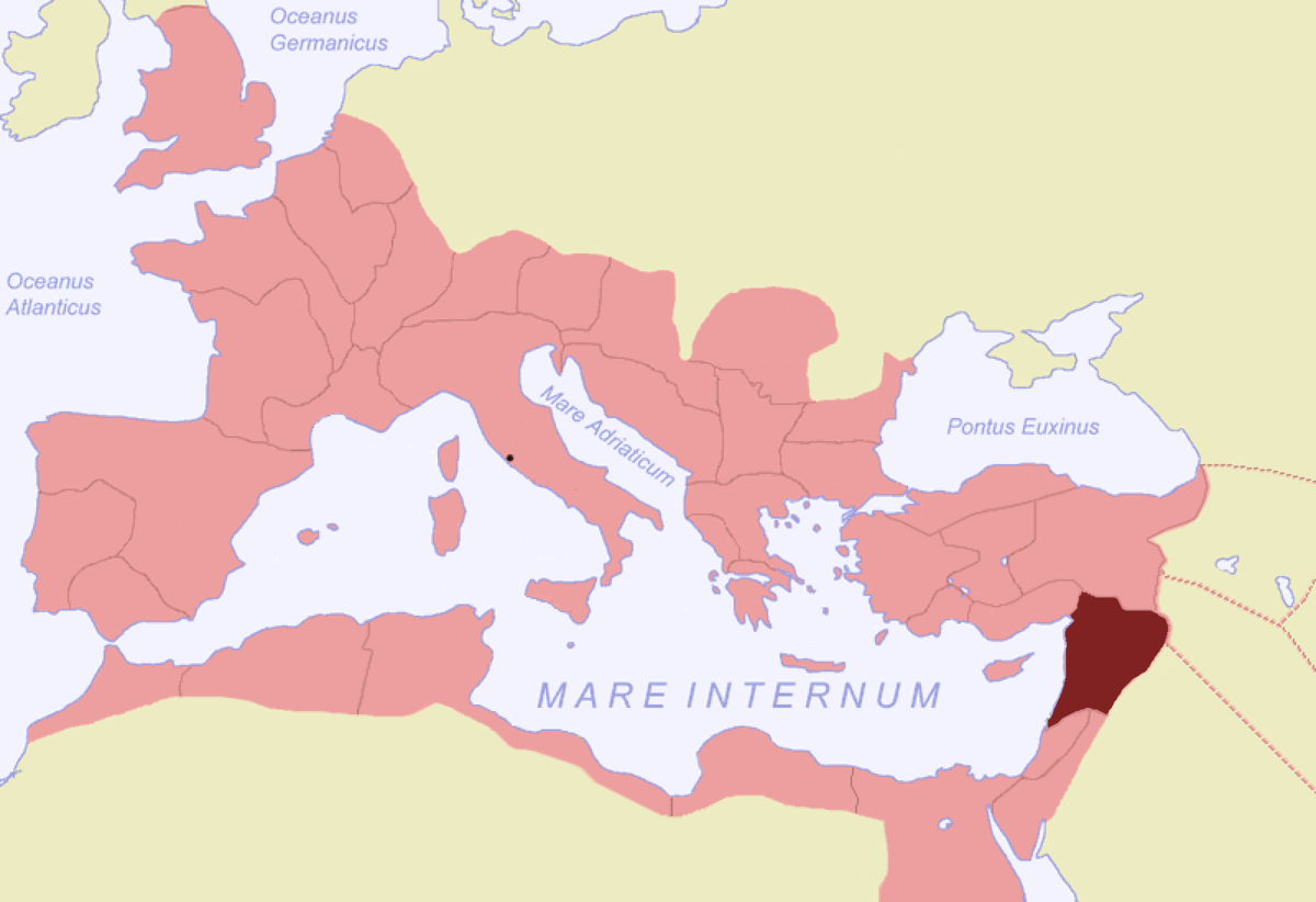 Cartina Mondo Siria.Siria Provincia Romana Wikipedia